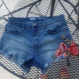 Missino Demin shorts